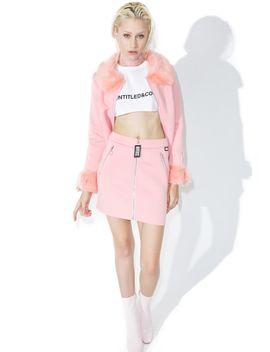 zipper-mini-skirt by shade-london