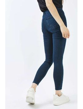 moto-indigo-ripped-joni-jeans by topshop