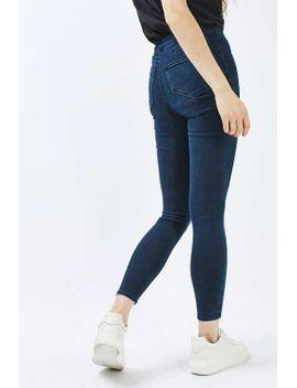 moto-indigo-ripped-joni-jeans by topshop