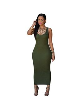 usstore-women-dress-bandage-bodycon-party-cocktail-maxi-long-dresses by usstore