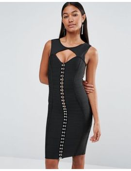 wow-couture-bandage-dress-with-hook-and-eye by wow-couture