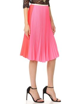 pleated-skirt by loyd_ford