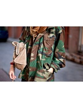 camo-jacket-vintage-army-jacket-reclaimed-military-button-down-shirt-jacket-all-sizes by firegypsyvintage