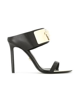 Medusa Mules by Versace
