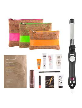 Beachwaver S1 + Complimentary Joyus Cork Pouch Trio ($153 Exclusive Value) by Joyus