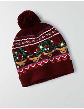 aeo-lightup-beanie by american-eagle-outfitters