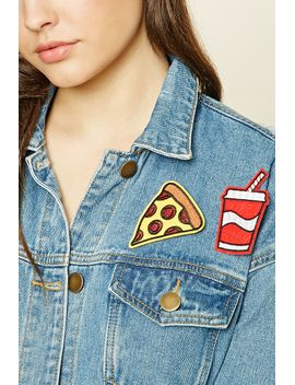 fast-food-pin-set by forever-21