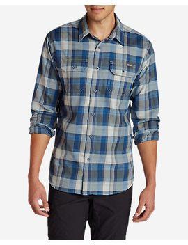 Men's eddie's favorite flannel shirt jacket
