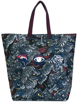 Mult Icon Tote by Kenzo