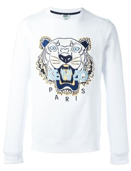 'tiger' Sweatshirt by Kenzo