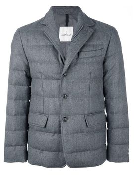 'rodin' Padded Jacket by Moncler
