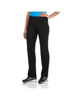 danskin-now-womens-athleisure-straight-leg-pant by danskin-now
