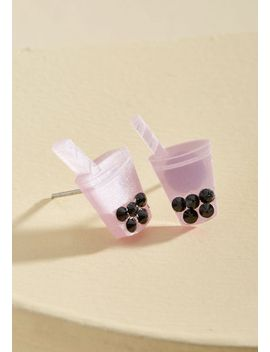 bubble-trouble-earrings by modcloth