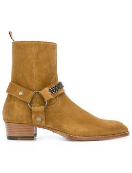 wyatt-40-boots by saint-laurent