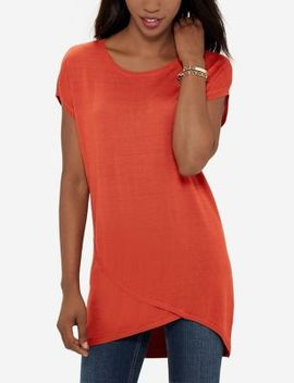 Tulip Hem Tunic by The Limited