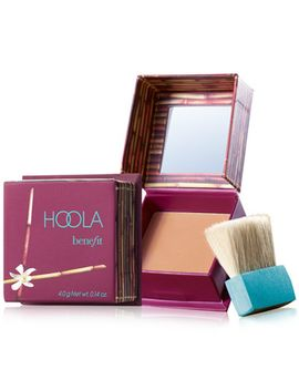 Shoptagr   Hoola Matte Box O' Powder Travel Size Bronzer ...
