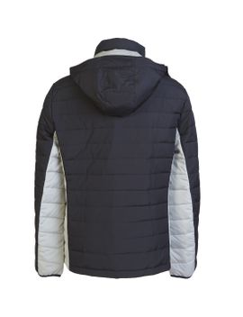 Down Blend Quilted Puffer Jacket by Nautica