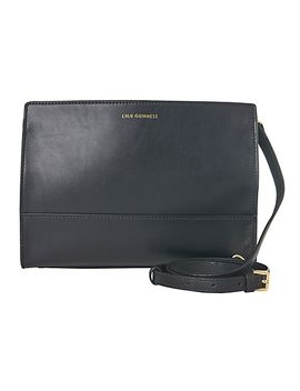 Shoptagr Lulu Guinness Daphne Leather Across Body Bag