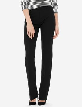 Ponte Straight Leg Pants by The Limited