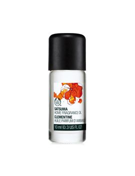 Satsuma Home Fragrance Oil by The Body Shop