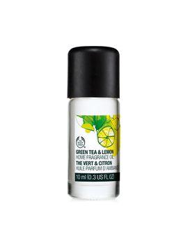 Green Tea & Lemon Home Fragrance Oil by The Body Shop
