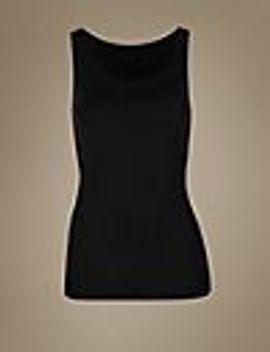 heatgen-thermal-built-up-shoulder-vest by marks-&-spencer