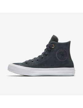 Shoptagr converse chuck ii craft leather high top by nike for Converse chuck ii craft leather low top