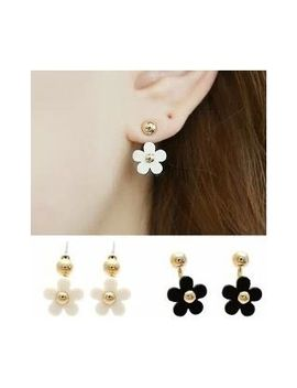 Glamiz   Flower Earrings by Yes Style Ca