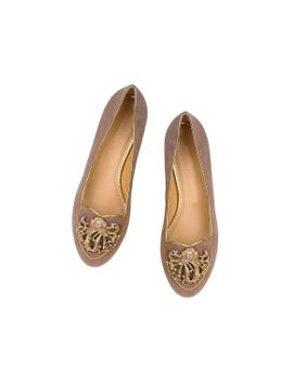 Birthday Shoes Virgo by Charlotte Olympia