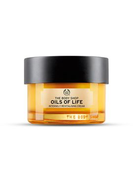 Oils Of Life™ Intensely Revitalizing Cream by The Body Shop