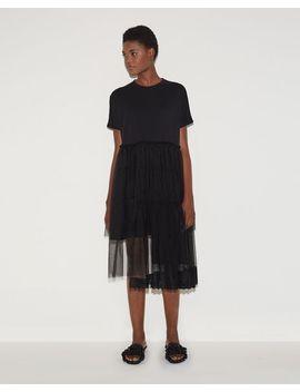 Simone Rocha Three Tier Tee Dress by La Garconne