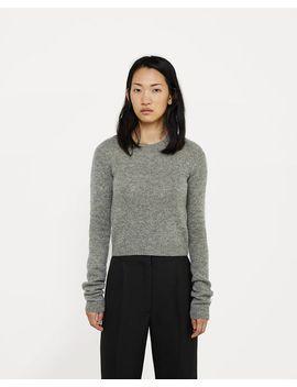Acne Studios Doris Wool Sweater by La Garconne