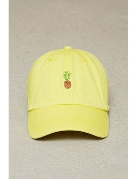 2306c2e3349 FOREVER 21. MEN PINEAPPLE BASEBALL CAP