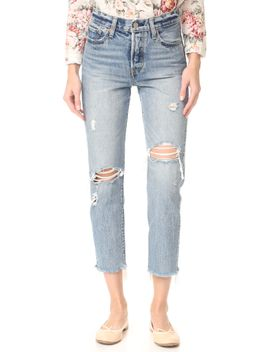 wedgie-selvedge-straight-jeans by levis