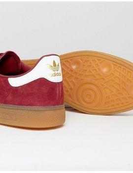 adidas Originals Munchen BB2776 Baskets Rouge