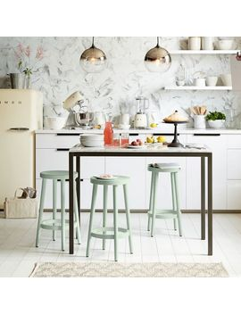 Shoptagr Cafe Bar Counter Stool Oregano By West Elm - West elm cafe table