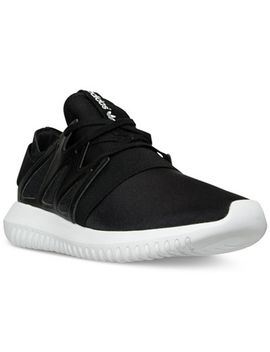 womens-tubular-viral-casual-sneakers-from-finish-line by adidas
