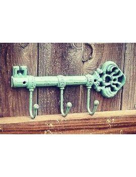 Key Holder, Kitchen Wall Decor, Gun Decor,