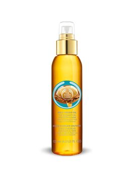 Wild Argan Oil The Radiant Oil For Body & Hair by The Body Shop