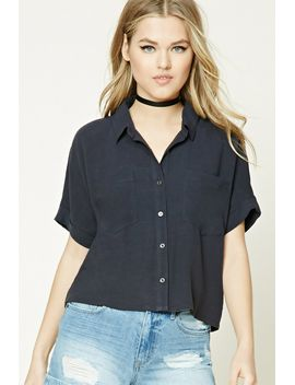boxy-dolman-shirt by forever-21