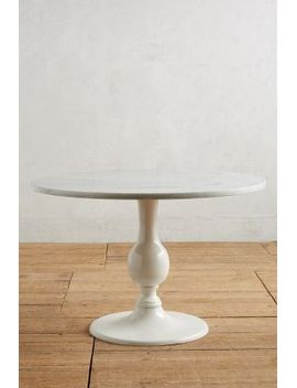 ANTHROPOLOGIE. ANNAWAY DINING TABLE
