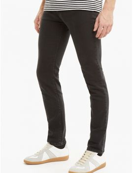 Black Ace Used Cash Jeans by Acne Studios