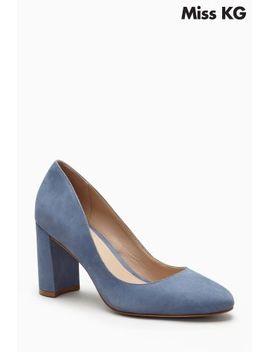 Kg Dynamite Heel Court Shoe by Next