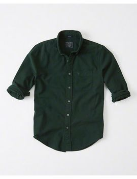 Oxford Shirt by Abercrombie & Fitch