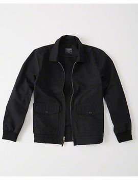 harrington-jacket by abercrombie-&-fitch