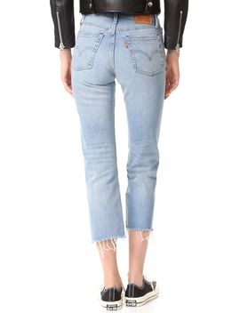 wedgie-straight-jeans by levis