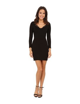 lula-stretch-long-sleeve-dress-71eht by french-connection