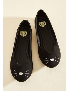 mew-and-me-forever-flat-in-blackmew-and-me-forever-flat-in-black by tuk