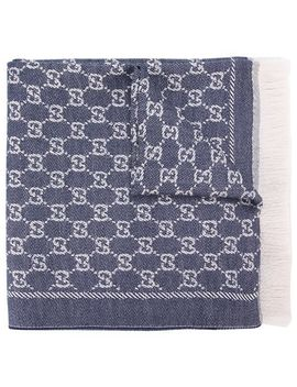 gg-jacquard-scarf by gucci