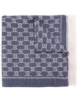 gg-jacquard-scarf by gucci